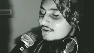 Tu Zaroori Unplugged by Sahej ][ AniKing Music Company ][ Unplugged Sessions