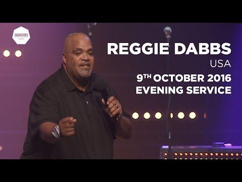 Reggie Dabbs - Alright, alright, alright! - 9th October 2016