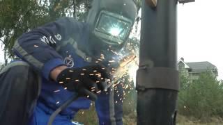 видео Столбчатые фундаменты мелкого заложения