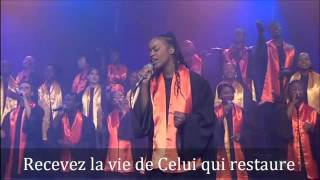 CHAQUE GESTE CHAQUE SOURIR NEW GOSPEL FAMILY BY EYDELY WORSHIP CHANNEL   YouTube