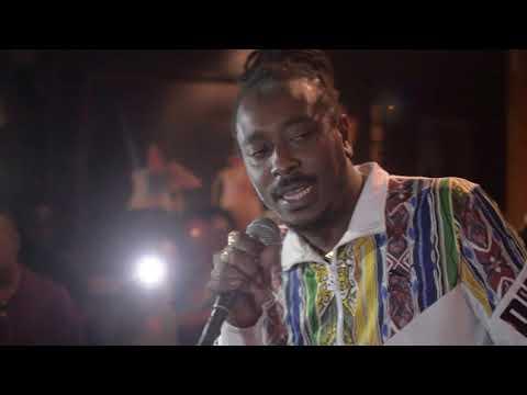 I-Sasha - Jah is with me (LIVE Reggae Rockers) Trinidad