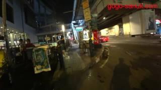 【Bangkok 4K】Sukhumvit Soi19