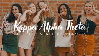 KAPPA ALPHA THETA OHIO STATE UNIVERSITY 2019 RECRUITMENT VIDEO