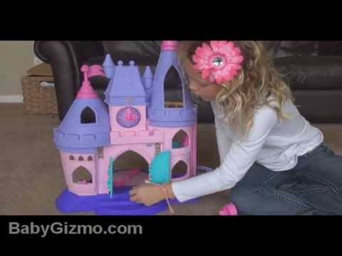 Fisher Price Disney Princess Songs Palace Review - Baby Gizmo