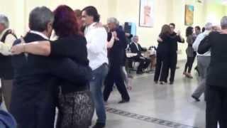 "Milonga de Los Gomias Tango ""Giuseppe El Zapatero"" (Viernes 11-07-14)"