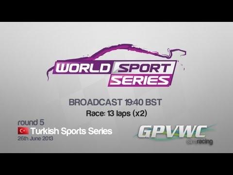 GPVWC 2013 - World Sports Series R05 - Turkish Sports Series, Istanbul