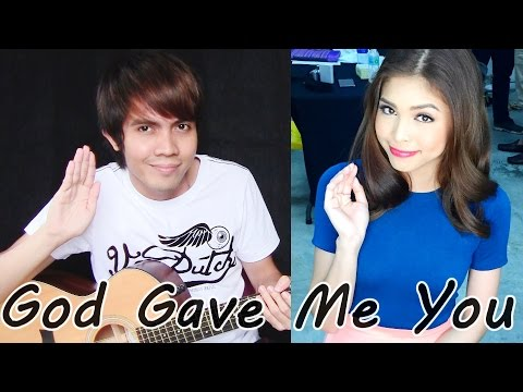 God Gave Me You - Bryan White (fingerstyle Guitar Cover)