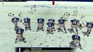 Madden NFL 2000 (PC) - Patriots vs. Jets