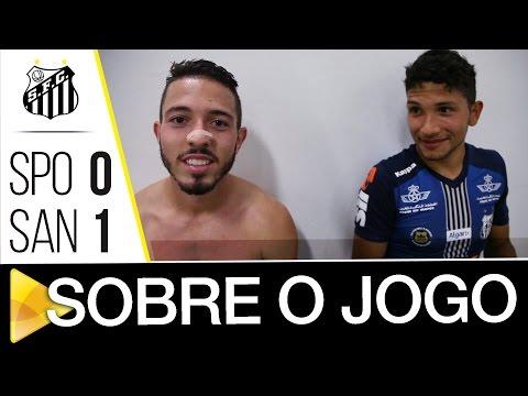 David Braz e Jean Mota analisam vitória no SanSão