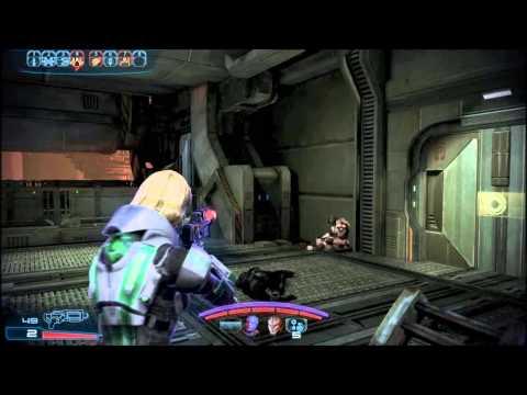 Let's Play Mass Effect 3 (blind) - Part 73: Omega Part 4, Gravely Mistaken