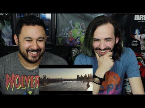 COLLATERAL BEAUTY Official TRAILER #1 REACTION & REVIEW!!!