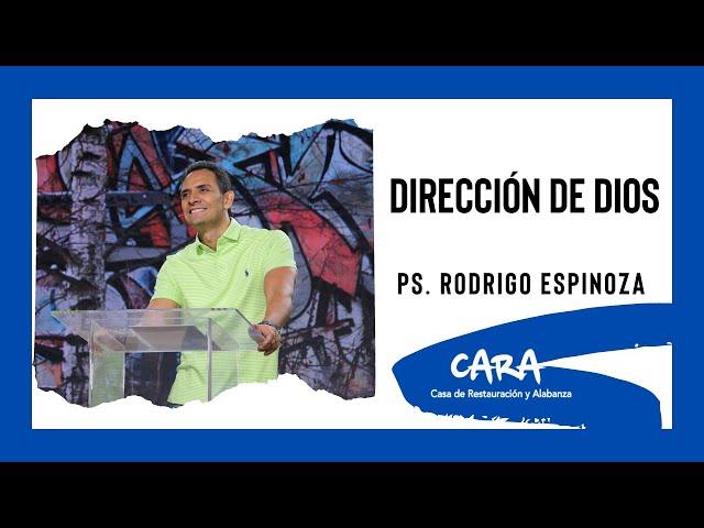 Dirección De Dios - Ps. Rodrigo Espinoza