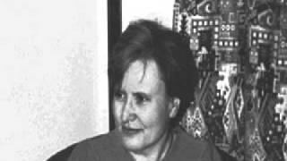 Annette Vande Gorne: Exil, chant II