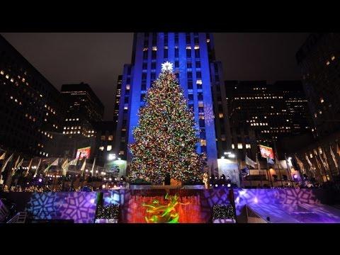 CHRISTMAS TREE LIGHTING CEREMONY 2015-ROCKEFELLER CENTER & CHRISTMAS TREE LIGHTING CEREMONY 2015-ROCKEFELLER CENTER - YouTube azcodes.com