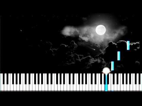 Una melodia muy simple pero muy triste (Synthesia)