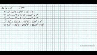 Polynomials Review pt I Algebra 2 Honors Al2hU3 Unit 3 test Review Extra Credit
