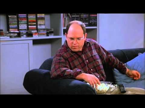 George Costanza Watches Television And Realizes Americans Actually Fought A War For This