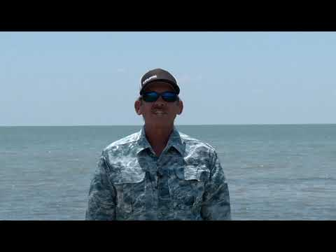 Texas Fishing Tips Fishing Report August 20 2020 Port Aransas Area With Capt. Monte Graham.