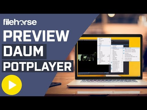 Daum PotPlayer - Pretty Awesome Free Media Player - Download Software Preview