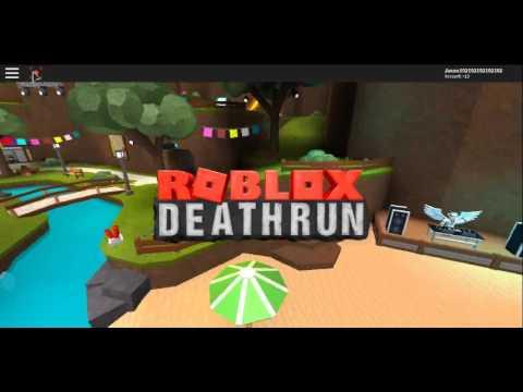 Roblox Intro Roblox Deathrun Youtube