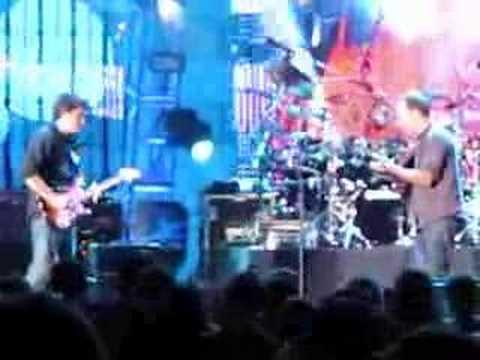 Dave Matthews Stephen Marley John Mayer