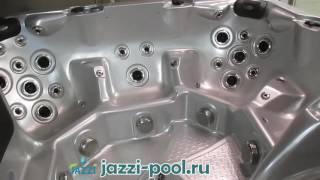 Гидромассажный спа бассейн Jazzi Джорджиа(, 2016-09-12T08:18:21.000Z)