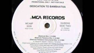 Justice System - Dedication To Bambaataa (Beatnuts Remix)