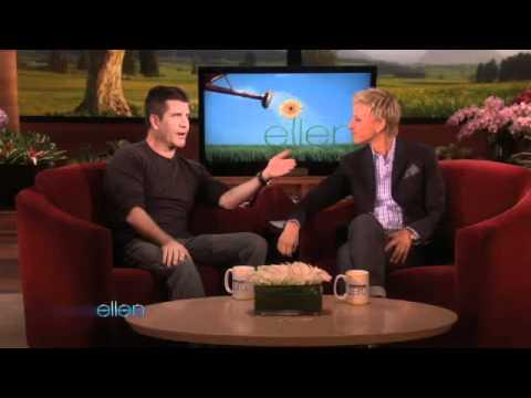 Ellen Reveals Simon's Best Backstage 'Idol' Moments
