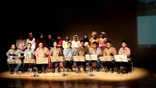 indonesian traditional music orchestra