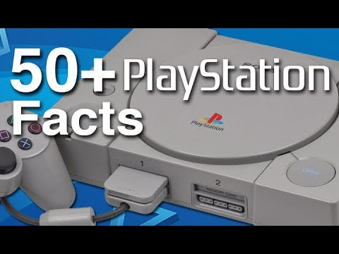 50+ PS1 Facts - I Can't Believe These are True!