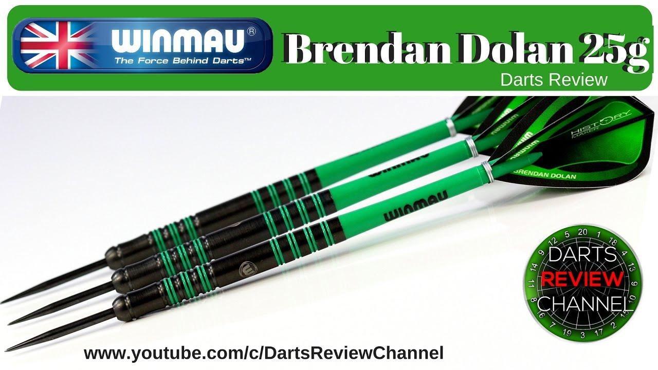 Brendan Dolan Darts