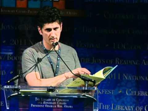 John Bemelmans Marciano: 2011 National Book Festival