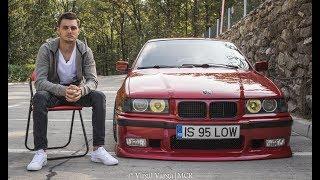 Constantin Ruxandari & Bagged BMW E36 Sedan 328i