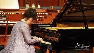 Lera Auerbach plays Scarlatti: Keyboard Sonata K. 149