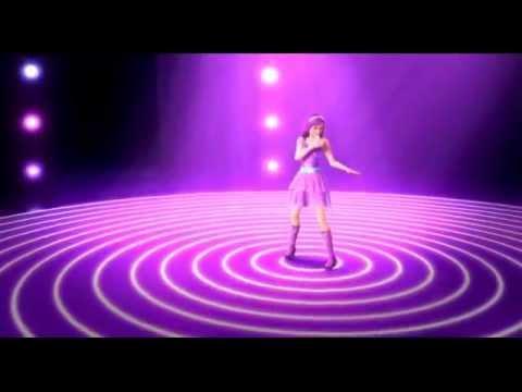 Barbie La Princesse et la Popstar - Me voici / Les Princesses veulent juste du fun