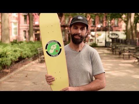 Giovanni Reda Bobshirt Interview | TransWorld SKATEboarding