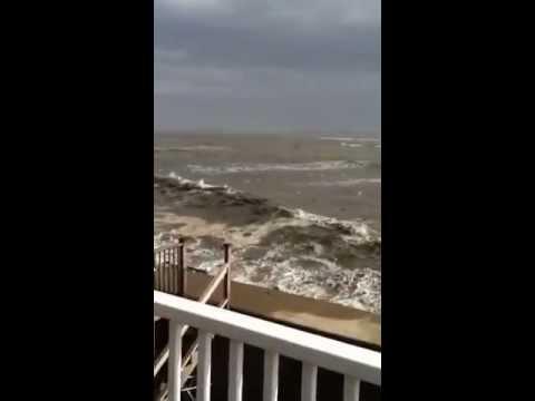 Hurricane Sandy Revere Massachusetts