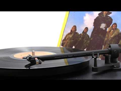 Blue Swede - Hooked On A Feeling (Official Vinyl Video)