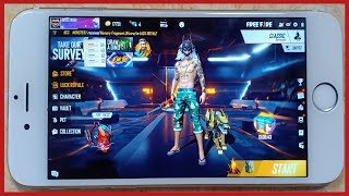 Iphone 6 Test Game Free Fire | Test Free Fire