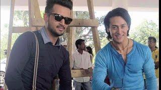 "Atif Aslam & Tiger Shroff ""Zindagi Aa Raha Hu Main"" New Music Album 2015"