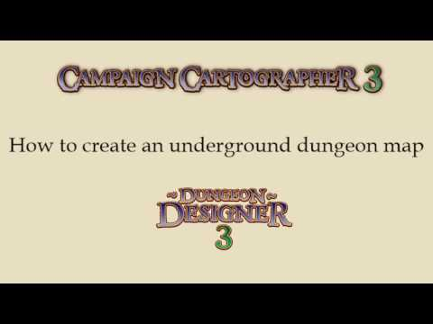 CC3+ / DD3 - How To Create A Basic Dungeon Map