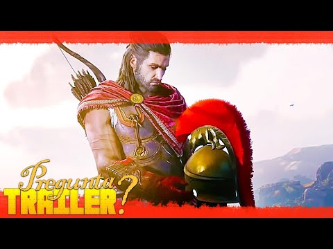 Assassin's Creed Odyssey (E3 2018) Trailer Español