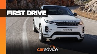 2019 Range Rover Evoque first drive