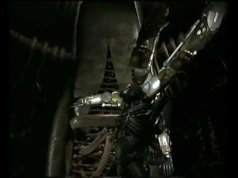 Alien comic book adventure secret censured cinematic