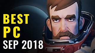 Top 25 Best New PC Games of September 2018