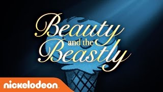 Bunsen is a Beast | 'Beauty and the Beastly' Official Parody Trailer | Nick