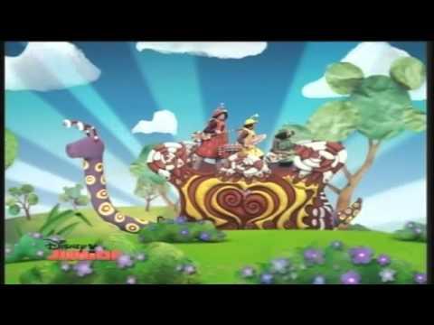 El jard n de clarilu una ensalada perfumada mp4 youtube for Aeiou el jardin de clarilu