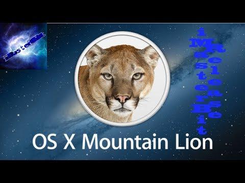 OSX Mountain Lion Su Pc! Torrent ITA E Installazione!
