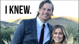 i knew he was the one. | shawn johnson + andrew east storytime