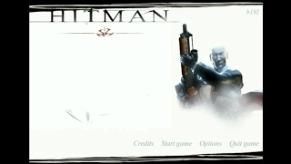 Hitman: Codename 47 gameplay (PC Game, 2000)